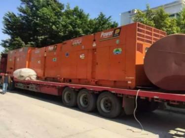 中山出租柴油发电机